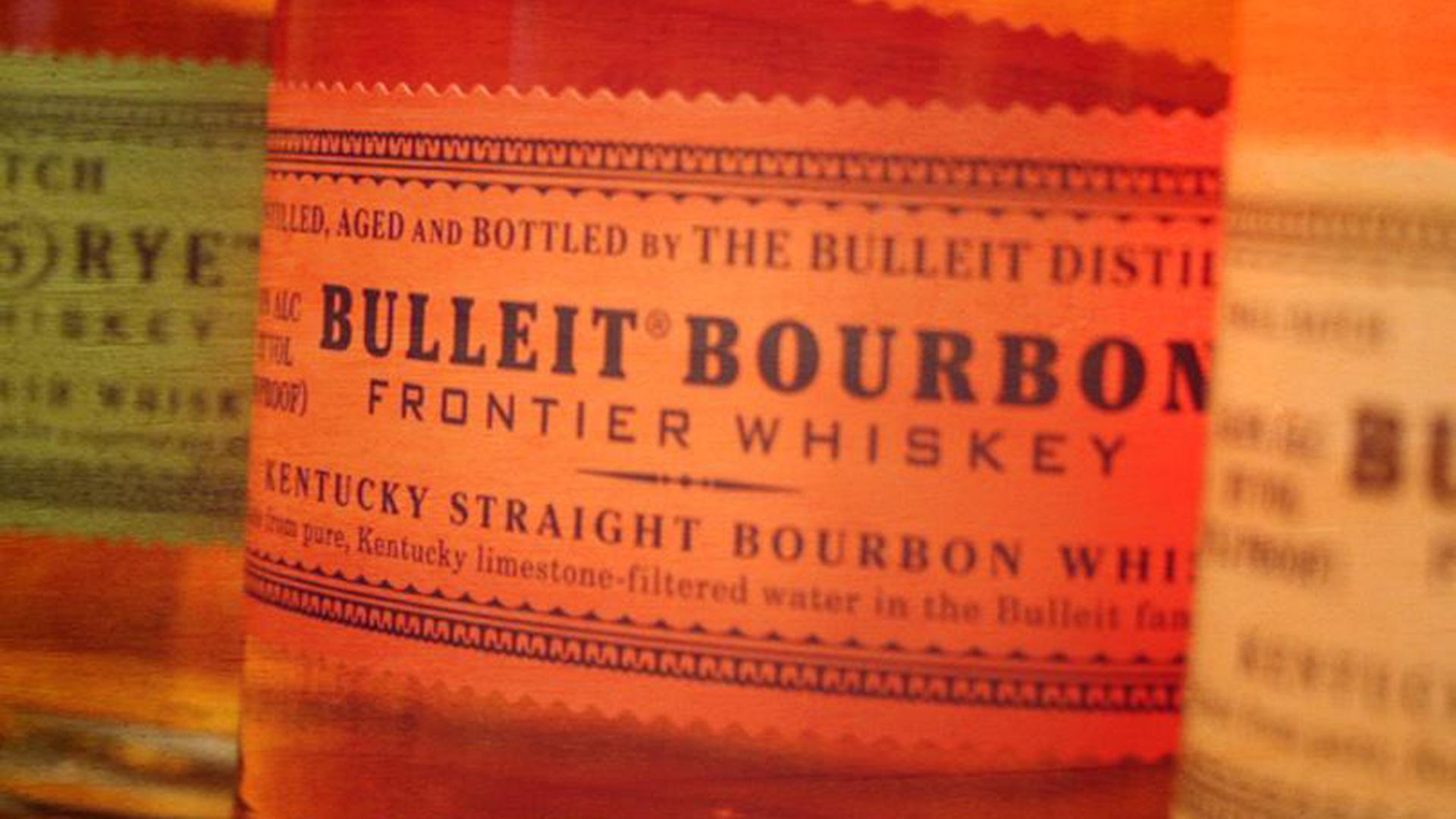 Bulleit Bourbon im Frontier-Stil. (Foto: Bulleit)