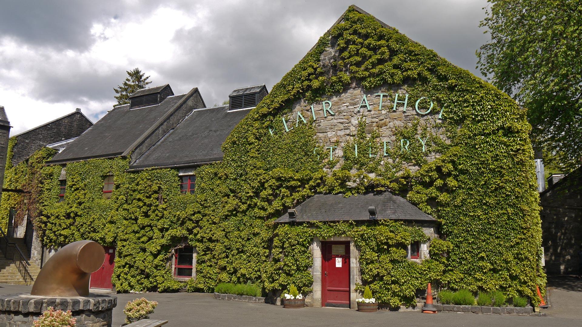 Geheimtipp aus den Highlands: Blair Athol aus Pitlochry. (Foto: Alkoblog)