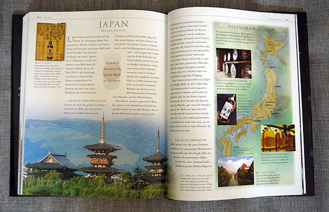Über japanischen Whisky gibt es ein eigenes Kapitel. (Foto: Malt Whisky)