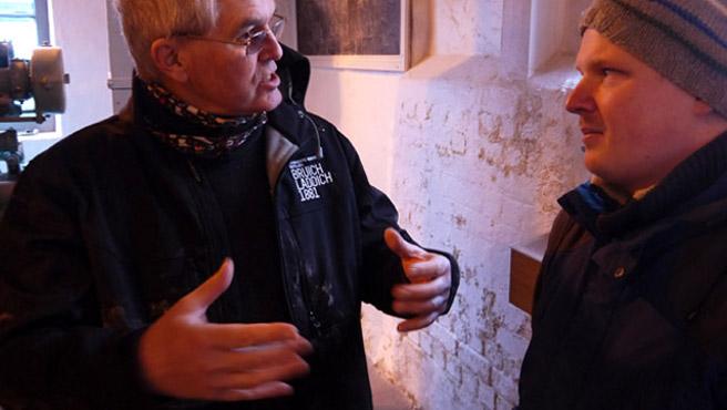 Bruichladdich-Sprecher Carl Reavey im Gespräch mit Alkoblogger Sam