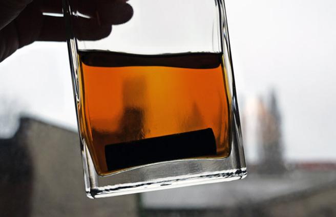 Das Resultat der Whisky-Nachreifung: Ein satter Kupferton. (Foto: Malt Whisky)