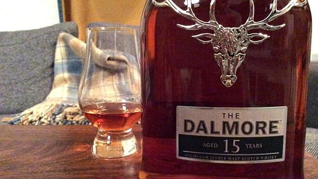 Der Dalmore 15 Jahre wird in Ex-Bourbon und Ex-Sherryfässern gelagert. (Foto: Malt Whisky)