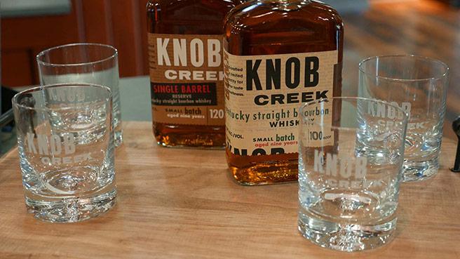 Die Knob Creek Bourbon-Whiskeys werden bei Jim Beam gebrannt. (Foto: Malt Whisky)
