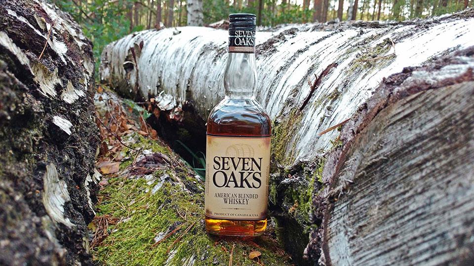 Gleich sieben Eichen bietet der Seven Oaks auf. Sorgt das für überzeugenden Geschmack? (Foto: Malt Whisky)