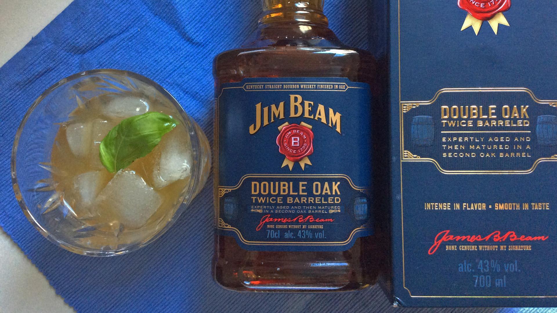 Schnell gemixt und sehr lecker: Ein Gold Rush mit Double Oak (Foto: Malt Whisky)