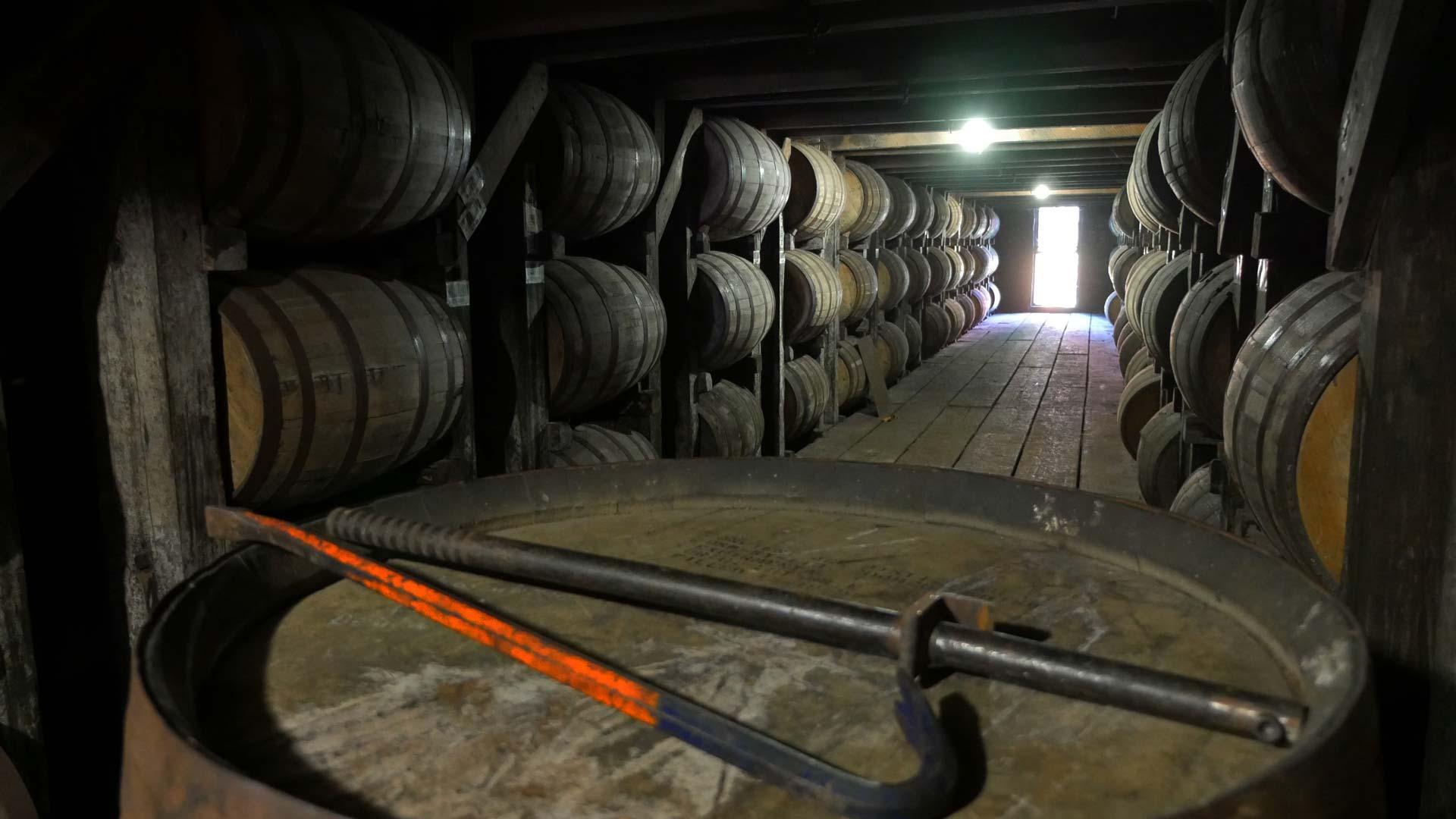 Single Malt Whiskys werden häufig für viele Jahre oder sogar Jahrzehnte in Eichenholzfässern gelagert. (Foto: Malt Whisky)