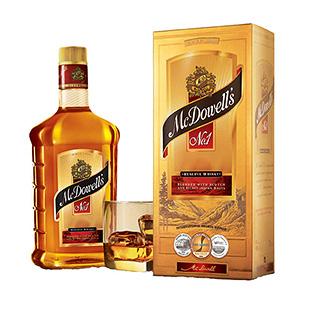 Mc Dowells No. 1 Whisky