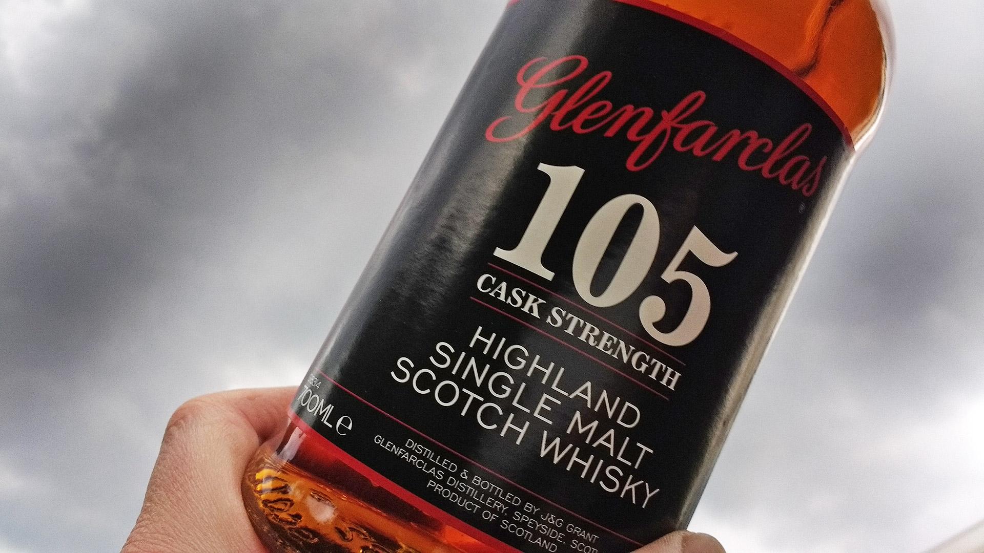 Sturm im Glas: Der Glenfarclas 105 überzeugt in Fassstärke. (Foto: Malt Whisky)