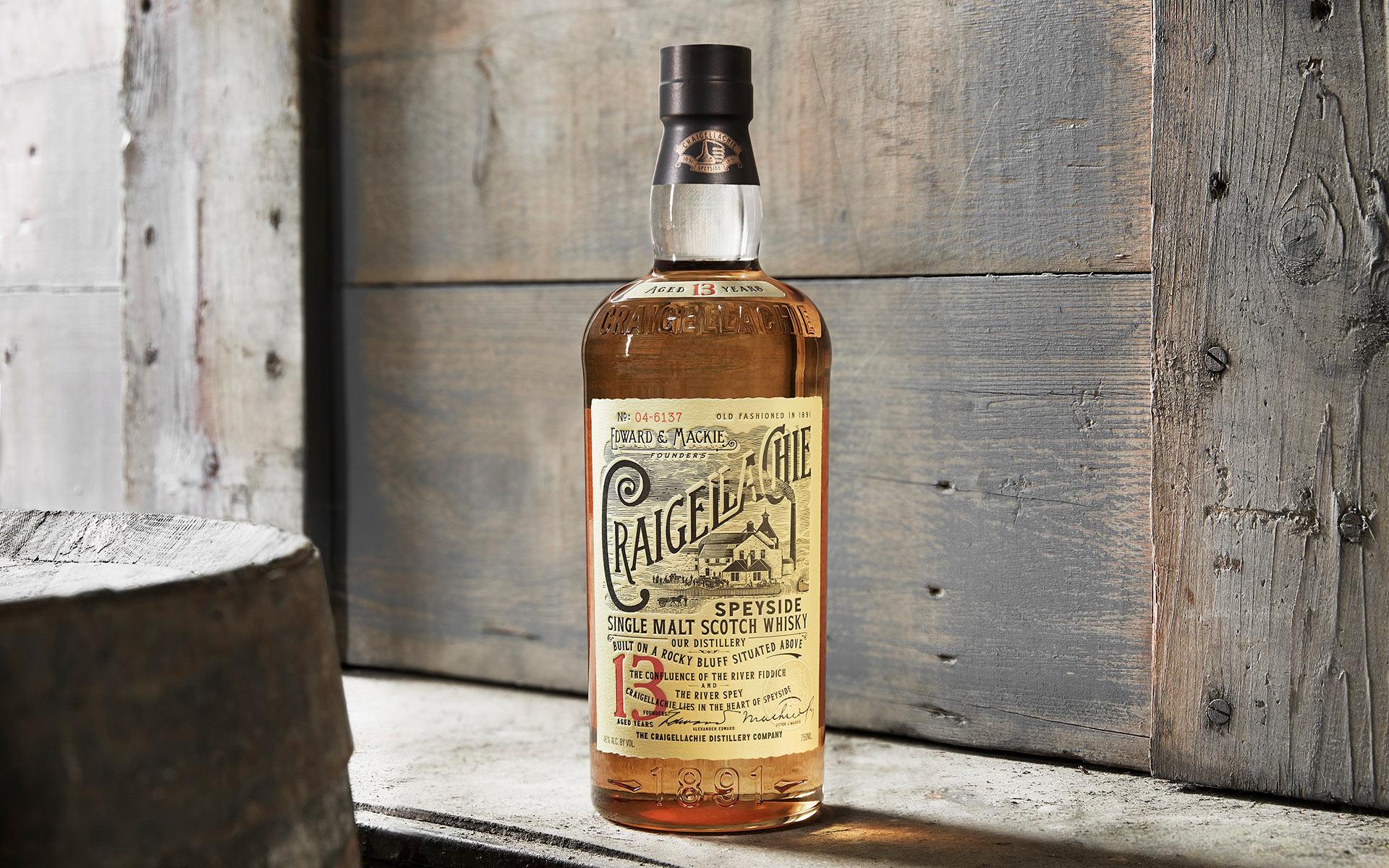 Craigellachie 13 Jahre Single Malt Whisky (Foto: Hersteller)