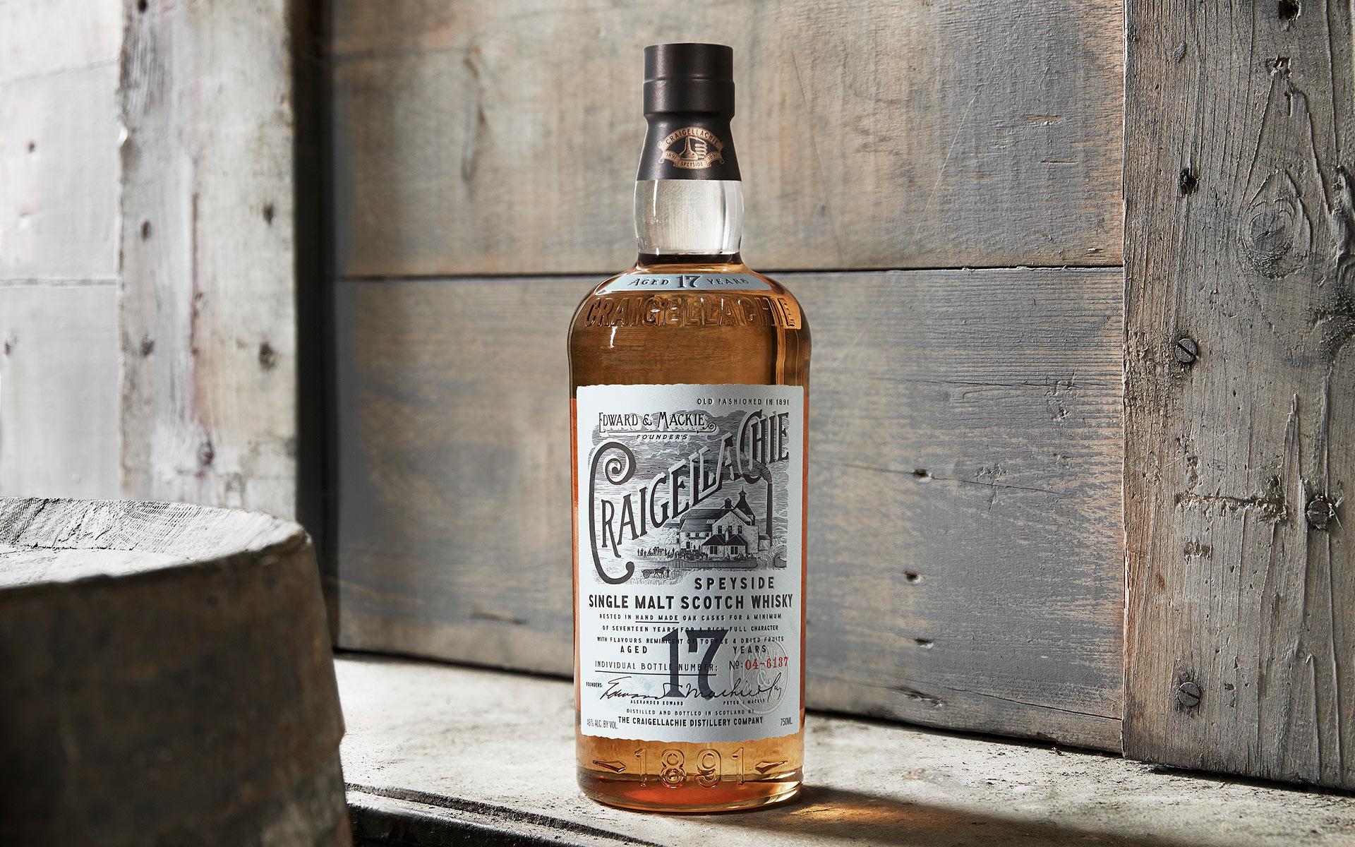 Craigellachie 17 Jahre Single Malt Whisky (Foto: Hersteller)