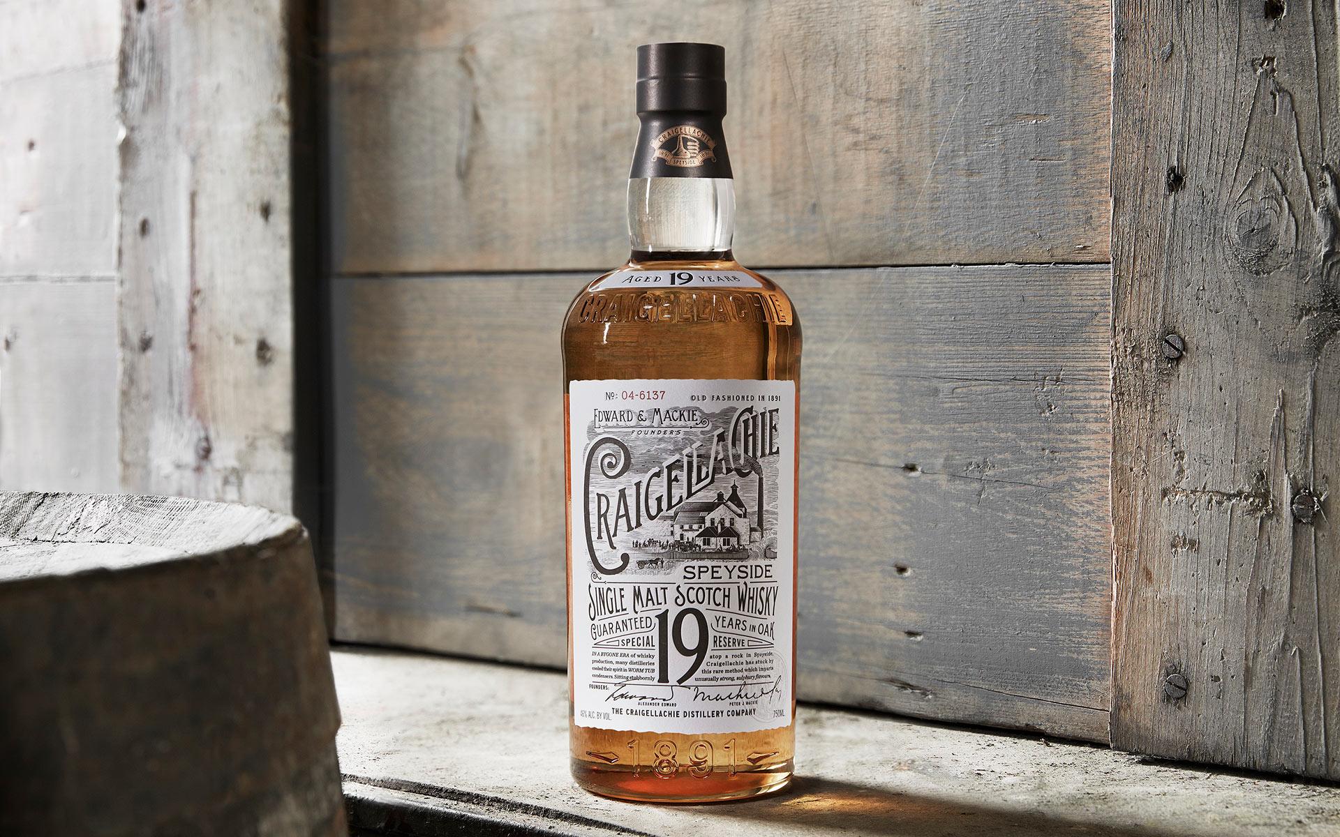 Craigellachie 19 Jahre Single Malt Whisky (Foto: Hersteller)