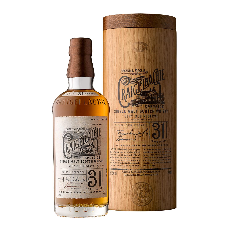 Craigellachie 31 Jahre Single Malt Whisky (Foto: Hersteller)