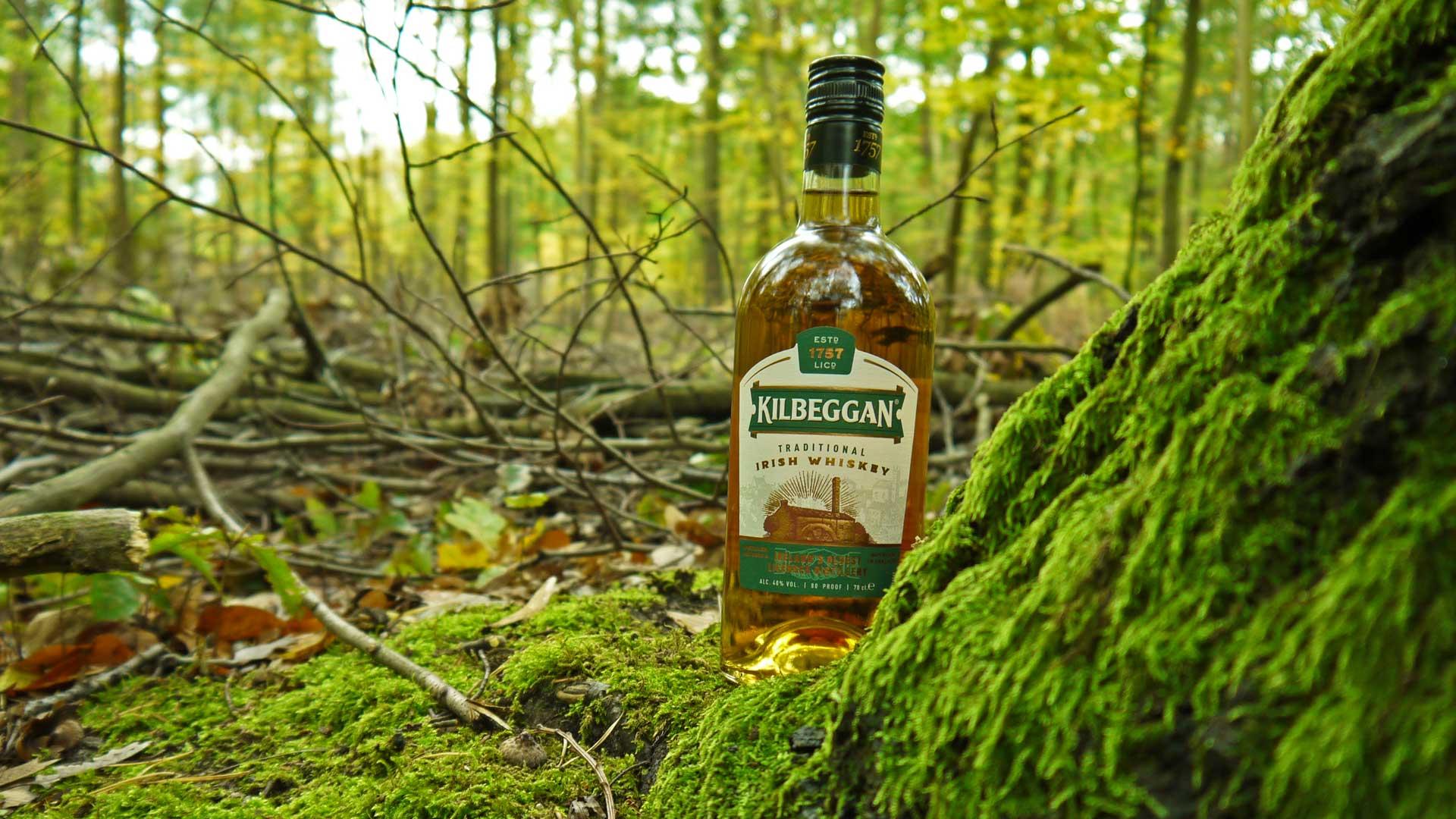 """""""Ein Kilbeggan steht im Walde ganz still und stumm.."""" (Foto: Malt Whisky)"""