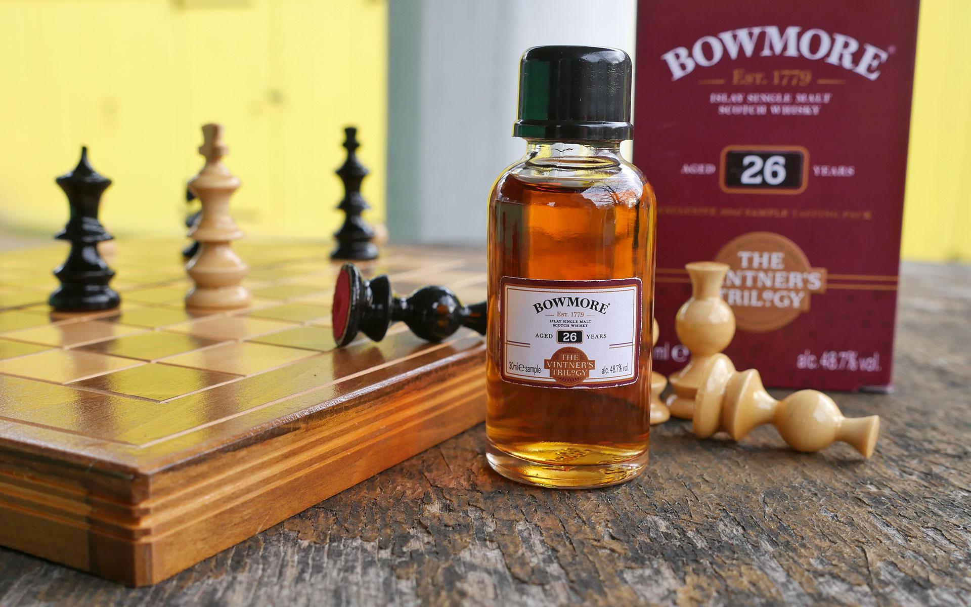 Whisky und Schach haben mehr Verbindungen, als man im ersten Moment vermuten würde (Foto: Malt Whisky)