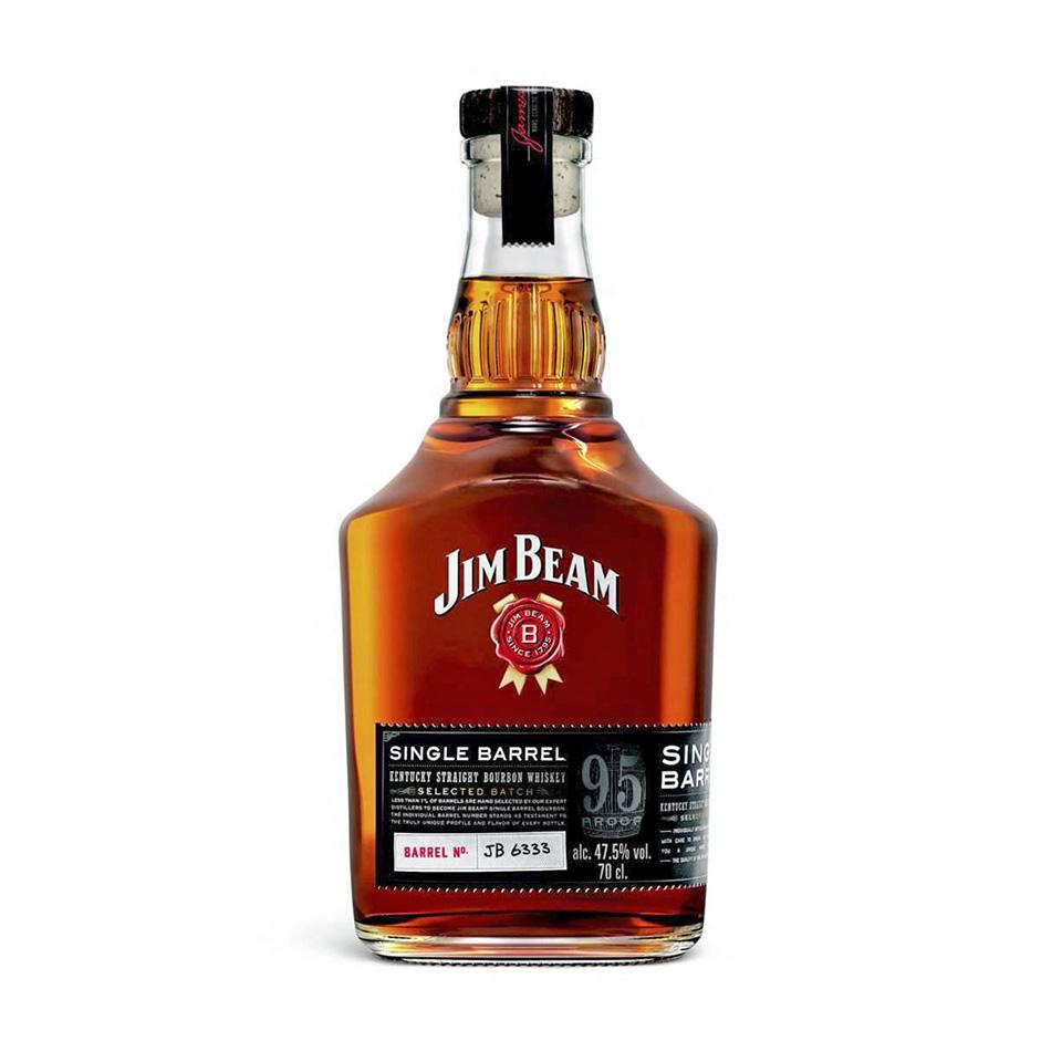 jim beam single barrel im test 50 shades of bourbon. Black Bedroom Furniture Sets. Home Design Ideas