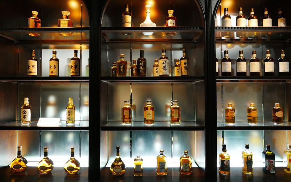 Mit ihren perfekt ausbalancierten Aromen können japanische Blends punkten - hier in der Yoichi-Destillerie von Nikka (Foto: Malt Whisky)
