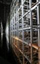 Gigantische Ausmaße: Das High-Tech-Warehouse von Hakushu in den japanischen Alpen (Foto: Lukas Bischofberger / Malt Whisky)