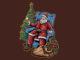 Weihnachtsmann mit Whisky